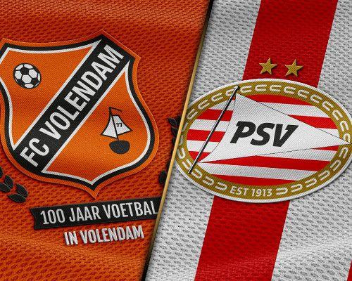 FC Volendam treedt met volle batterij aan tegen Jong PSV