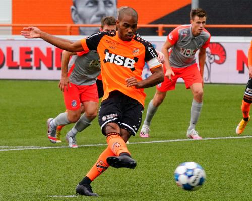FC Volendam ook te sterk voor FC Eindhoven