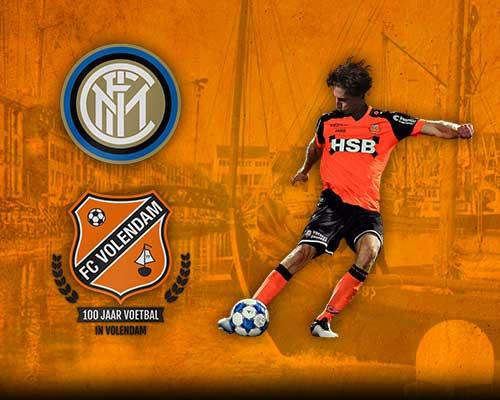 Inter-aanvaller Samuele Mulattieri op huurbasis naar FC Volendam