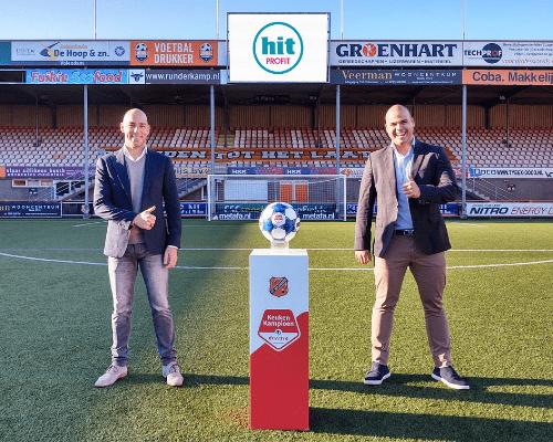 HIT Profit helpt FC Volendam en businessclubleden met besparen en verduurzamen