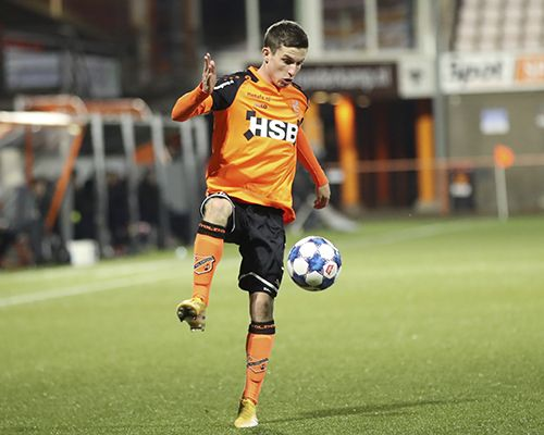 TOP Oss houdt FC Volendam op gelijkspel