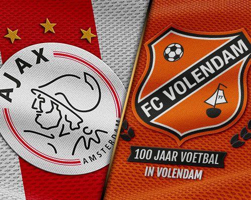 FC Volendam kan tegen Jong Ajax ongeslagen reeks naar tien tillen