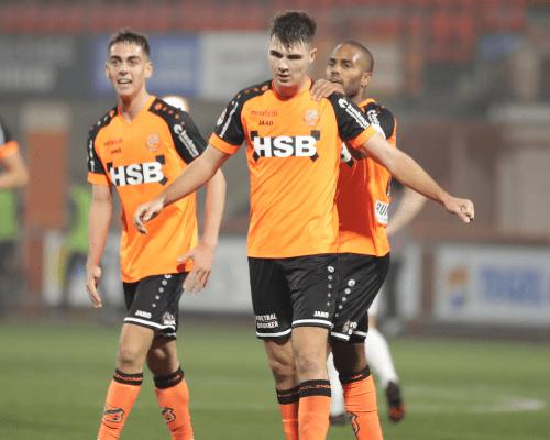 FC Volendam laat voorsprong glippen tegen Almere City FC