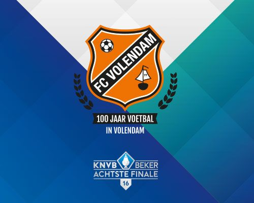 FC Volendam vrijgeloot voor KNVB Beker; automatisch naar achtste finales