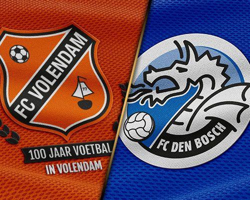 Laagvlieger Den Bosch laatste jaren lastige hobbel voor FC Volendam