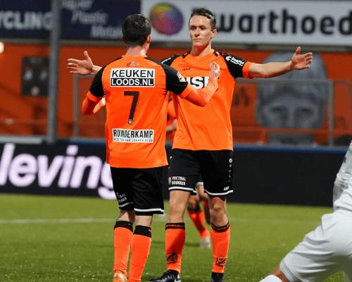 Oppermachtig FC Volendam verpulvert FC Den Bosch