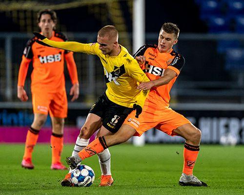 FC Volendam sluit voetbaljaar af met onnodig verlies in Breda