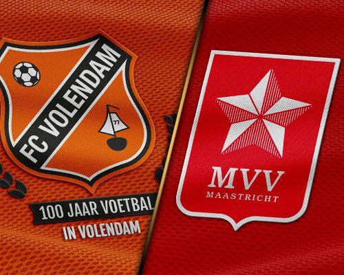 FC Volendam wil het nieuwe jaar tegen MVV goed aftrappen