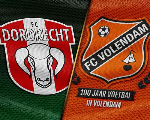 Lessen Cambuur-uit bruikbaar voor bezoek aan FC Dordrecht