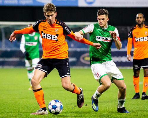 FC Volendam beloont zichzelf niet in Dordrecht