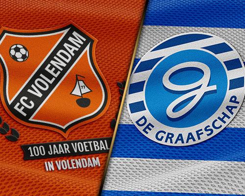 FC Volendam ontvangt Superboeren met revanchegevoelens