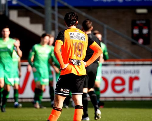 FC Volendam hard onderuit tegen De Graafschap