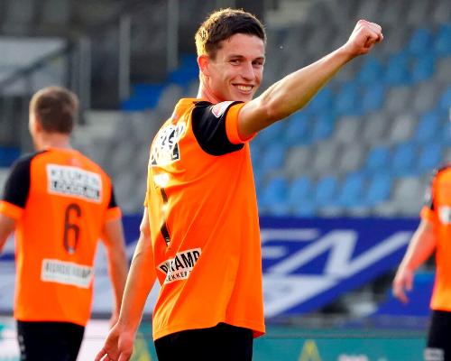 Nick Doodeman stapt komende zomer over naar SC Cambuur