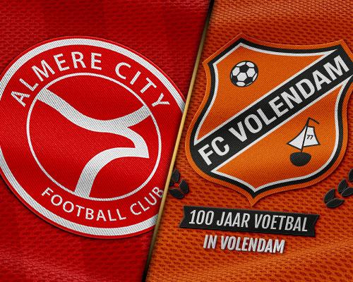 Veld Almere City FC onbespeelbaar; duel afgelast