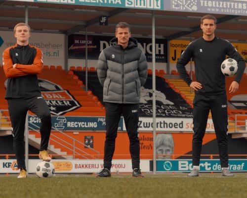 Nieuwe liefde: Robey Sportswear kledingpartner van FC Volendam