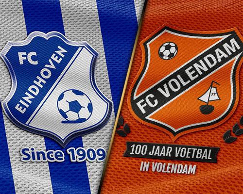 FC Volendam kan FC Eindhoven buitenspel zetten in nacompetitiestrijd