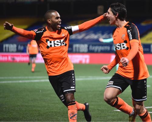 Optie gelicht; Boy Deul ook volgend seizoen speler van FC Volendam