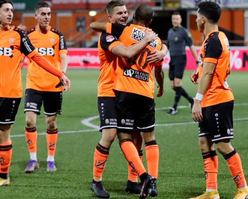 Samir Ben Sallam bezorgt veerkrachtig FC Volendam de winst
