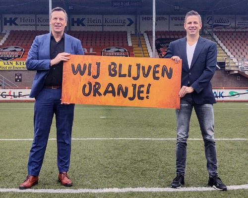 BMW Dusseldorp vol gas achter FC Volendam: 'Mooie avonden en fijn netwerken'
