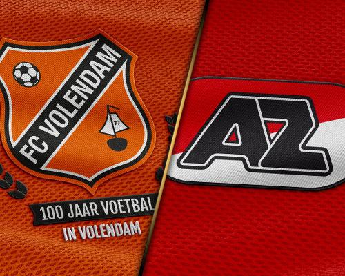 FC Volendam verdedigt ongeslagen status tegen Jong AZ