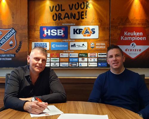 Buijs Gipsblokwanden bouwt mee aan ambitie FC Volendam