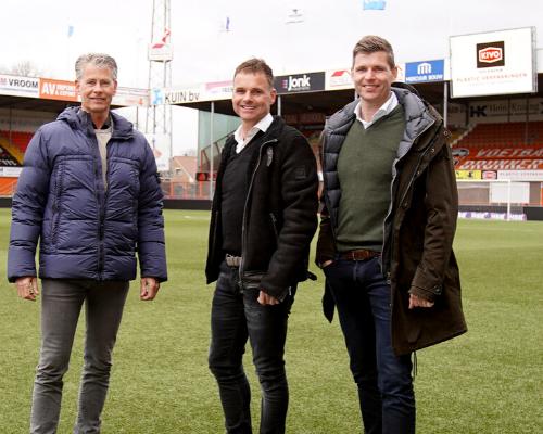 KIVO en FC Volendam verpakken jarenlange relatie in vernieuwde samenwerking