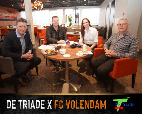 De Triade omarmt jeugdopleiding; persoonlijk schooltraject voor voetballers