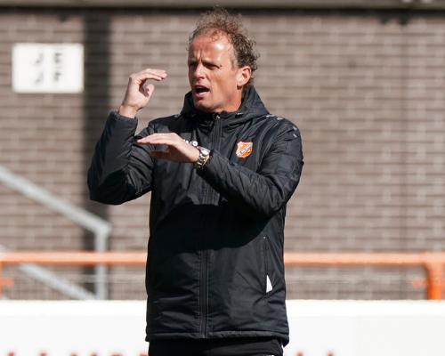 Assistent-trainer Sipke Hulshoff gaat nieuw avontuur aan bij Feyenoord