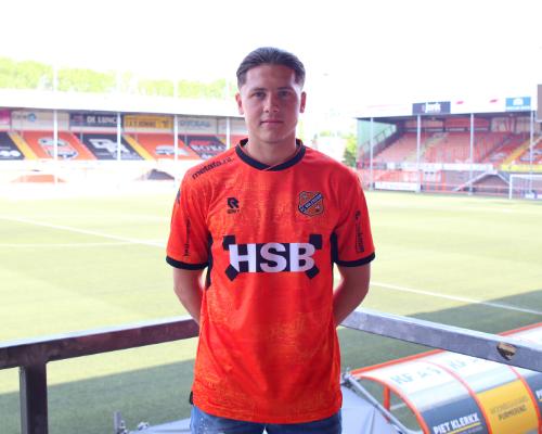 Jordi Blom verruilt Eredivisie zaalvoetbal voor Jong FC Volendam