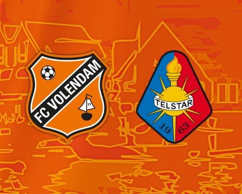 Jong FC Volendam - Jong SC Telstar afgelast