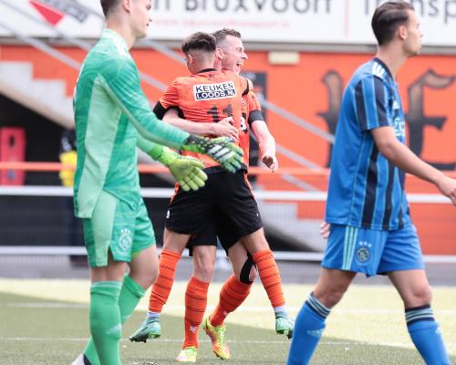 FC Volendam wint en is klaar voor competitiestart