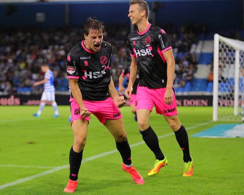 FC Volendam geeft visitekaartje af met winst in Achterhoek