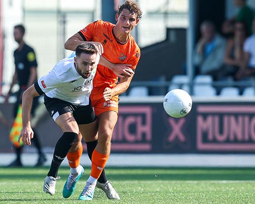 Jong FC Volendam boekt zakelijke zege op ASWH