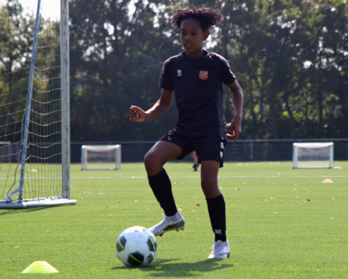 Aftrap topsportonderwijs voor jeugdspeler FC Volendam