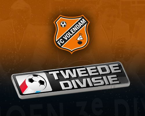 Competitieprogramma Jong FC Volendam bekend