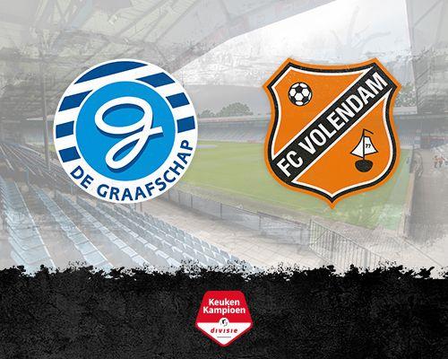 Informatie kaartverkoop De Graafschap - FC Volendam
