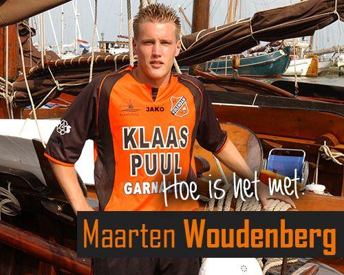 Hoe is het met: Maarten Woudenberg?