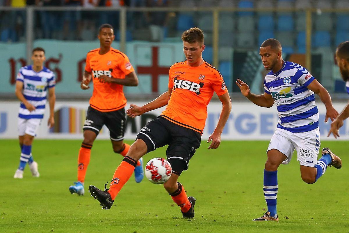 Effectief De Graafschap Dient FC Volendam Eerste Nederlaag