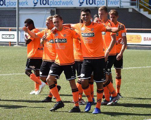 Uitstekende competitiestart Jong FC Volendam