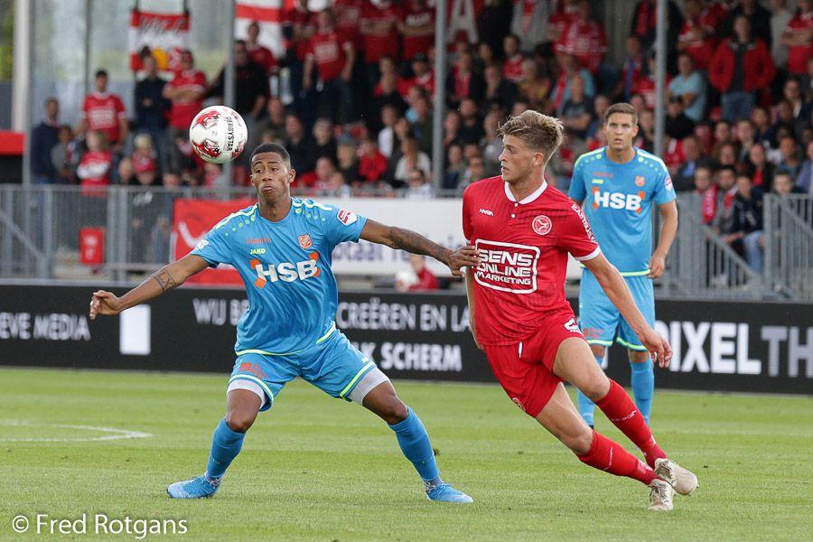 FC Volendam vergeet zichzelf te belonen