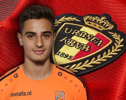 Francesco Antonucci geselecteerd voor België U21