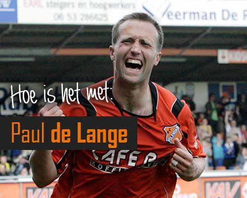 Hoe Is Het Met: Paul de Lange?