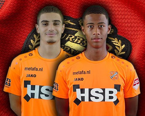 Francesco Antonucci en Noah Fadiga geselecteerd voor Jong België
