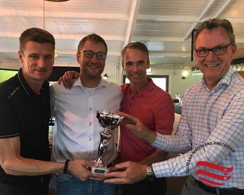 Succesvolle Businessclub Golfdag op Golfbaan Waterland
