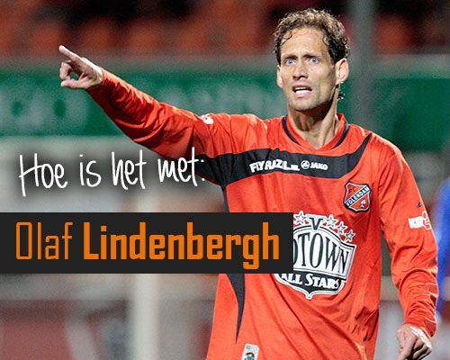 Hoe is het met: Olaf Lindenbergh?