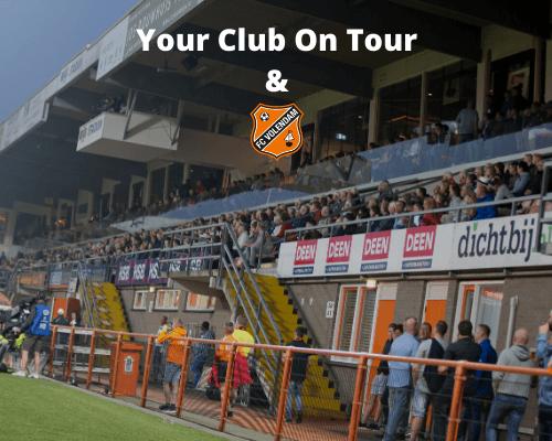 FC Volendam gaat samenwerking aan met Your Club On Tour