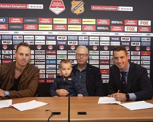 Wooncentrum Veerman blijft trouw aan FC Volendam