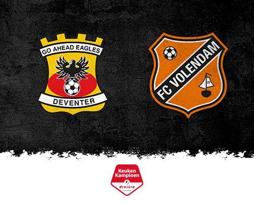 FC Volendam op bezoek bij meester van de puntendeling