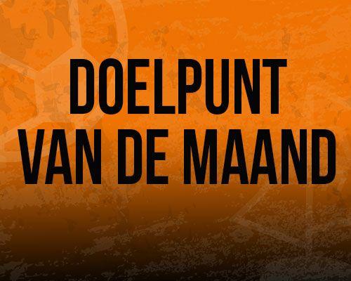 Doelpunt Van De Maand - September (2019-2020)