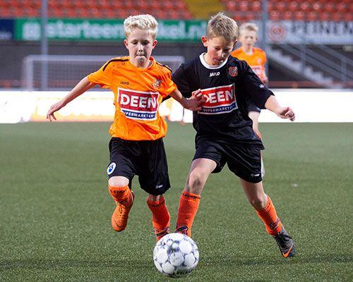 Jongens en meiden van Vitesse '22 door naar volgende ronde Deen Cup